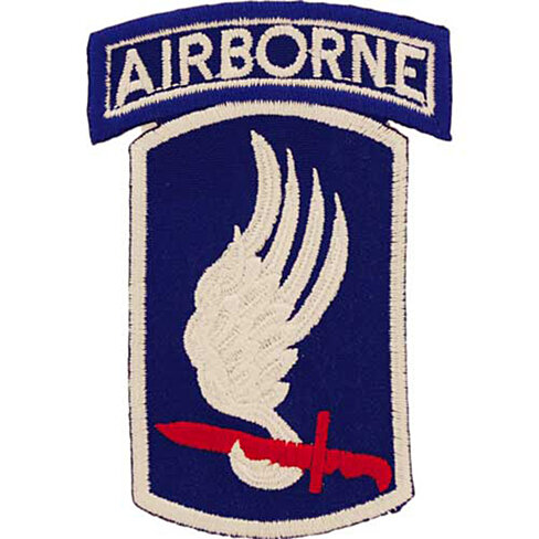 Usa 173 airborne patch