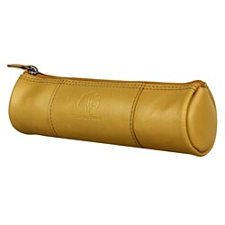 Vintage Style Pen Pencil Case Leather Pouch for Students Professionals Artists gift men women