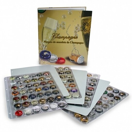 buy champagne cap display album by safe collecting supplies on opensky