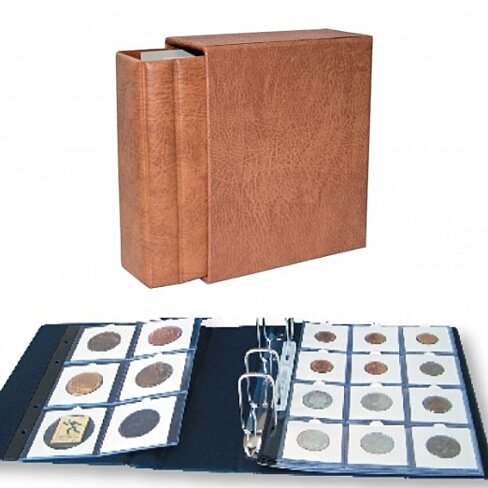 buy coin holder album for 2 x2 coin hholders luxus by safe collecting supplies on opensky