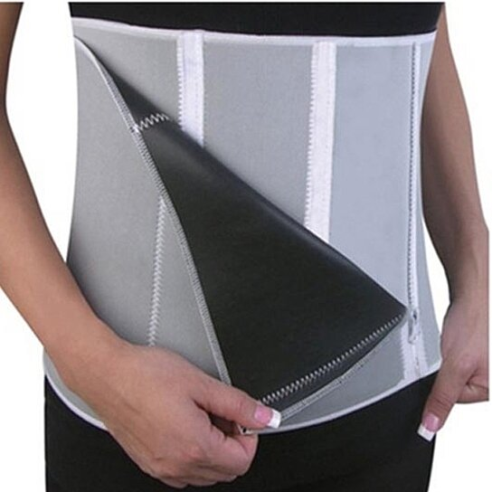 Buy Adjustable Slimming and Tummy Tuck Exercise Belt by ...