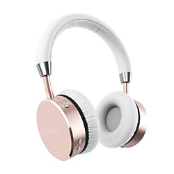 Satechi Aluminum Wireless Headphones (Rose Gold)