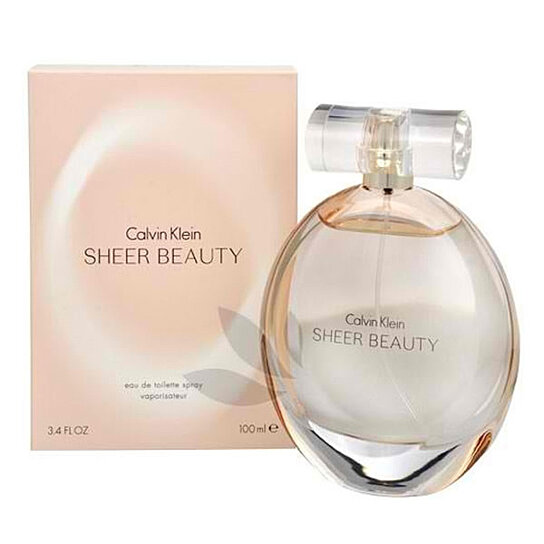 Buy CALVIN KLEIN SHEER BEAUTY By CALVIN KLEIN EDT Spray