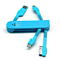 Schatzii Multi-Cable Knife - Charge + Data Sync Cables for iPhones, iPads, Samsung Galaxy and More