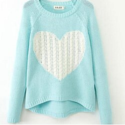 love sweater large