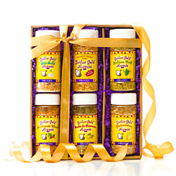 Garlic Gold Nuggets 6-Pack with New Flavors
