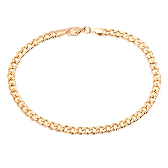 product gold anklets plated anklet women chain foot ankle gift white infinity or store yellow jewelry bracelet for shape plain best