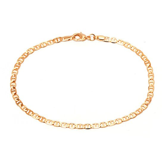 generous market plated by sgs product charm opensky international link tassel chain bracelet gold braided and anklet ball ankle buy g with on snake