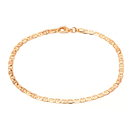chain gold with link bracelet braided snake sgs and opensky charm generous anklet ankle g product buy international ball tassel on plated market by