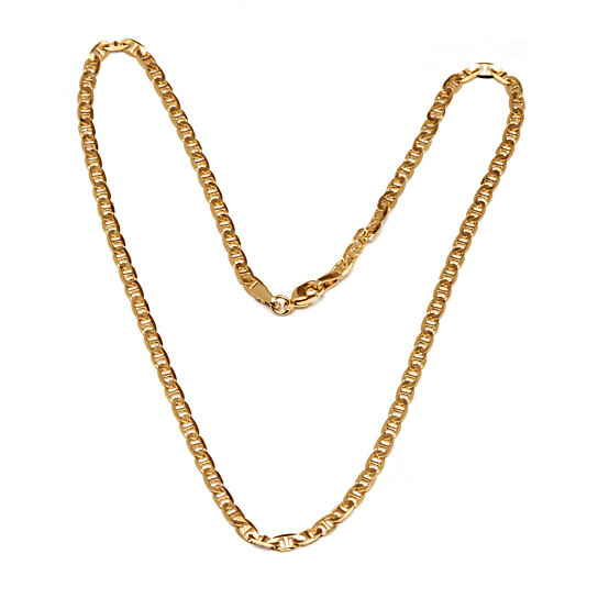Gucci Link Chain >> Buy Gold Plated Gold 20 Gucci Link Chain Necklace By Sgs