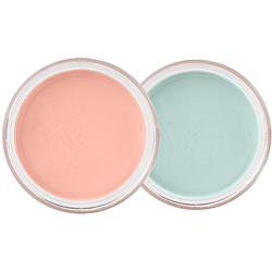 Color Correcting Concealer Duo - Wide Awake (Dark Circles) and Hide the Red (Neutralizes Redness) - Truly All Natural, No Parabens