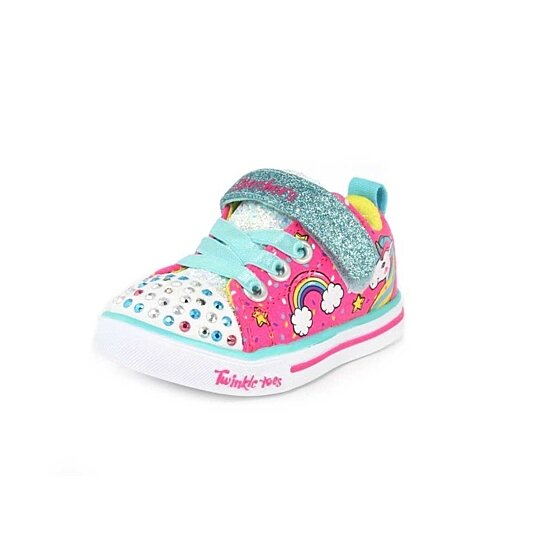 ac01e9eac053 Trending product! This item has been added to cart 20 times in the last 24  hours. Skechers Girls Twinkle Toes  Shuffles - Sparkle Lite ...