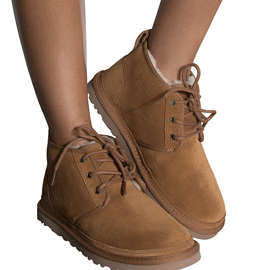 38ce8db9fa9 UGG CLASSIC NEUMEL LACE UP BOOTS