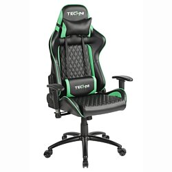 TechniSport TS50 Green Gaming Chair