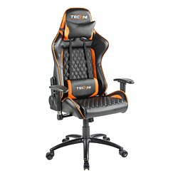 TechniSport TS50 Orange Gaming Chair