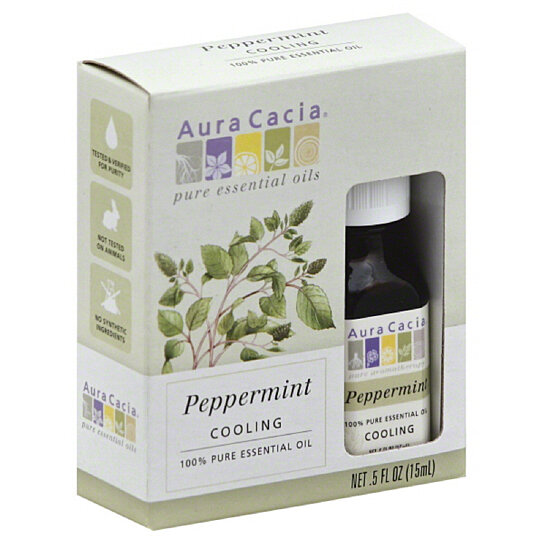 Whole Foods  Peppermint Oil