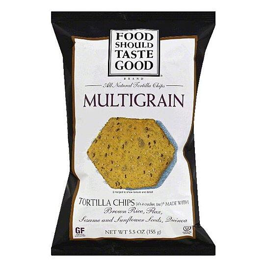 Where to buy food should taste good multigrain tortilla chips