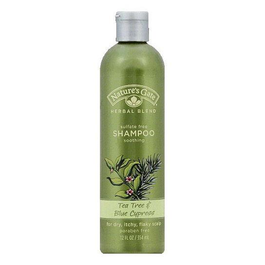 Tea tree sulfate free shampoo