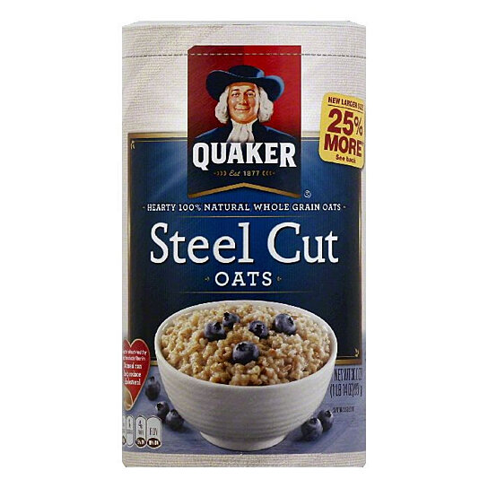 Buy Quaker Steel Cut Oats, 30 OZ (Pack of 12) by ...