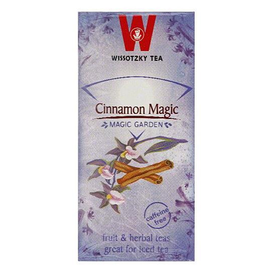 Buy Wissotzky Tea Magic Garden Cinnamon Magic Fruit