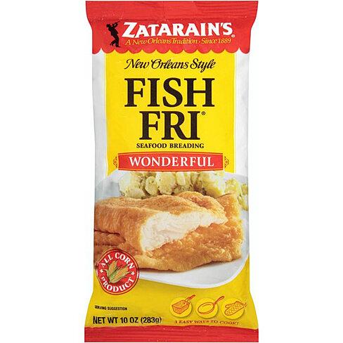 Buy zatarain 39 s fish fri wonderful seafood breading 10 oz for Zatarain s fish fri