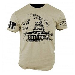 Grunt Style Don't Tread On Me Shirt