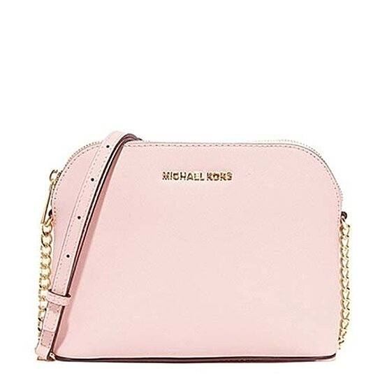 3df8cc9c551eee Trending product! This item has been added to cart 82 times in the last 24  hours. MICHAEL Michael Kors Cindy Large Dome Crossbody Saffiano ...