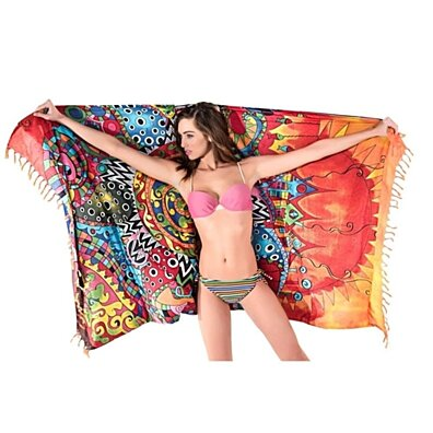 Lucid Dreaming Rectangle Beach Throw