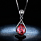 Luxury Ruby necklace pendant