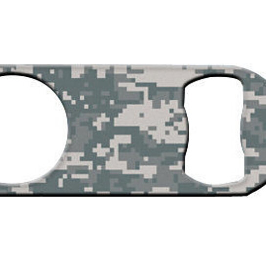 buy mini designed bottle opener and keychain digital camo army spinner ring plus name or line. Black Bedroom Furniture Sets. Home Design Ideas