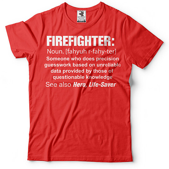 cfbbfc9f63 Trending product! This item has been added to cart 56 times in the last 24  hours. Firefighter T-Shirt Funny ...