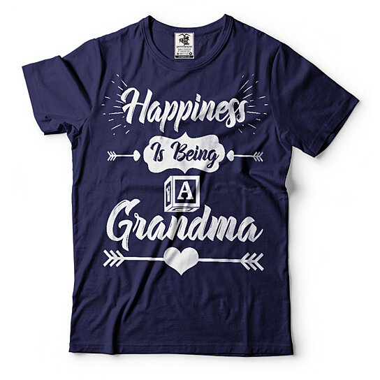 Buy Grandma T Shirt Gift For Grandmother Birthday Tee By SilkRoadTees On OpenSky