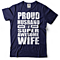 Husband T-Shirt Funny Proud Husband Gift For Him Tee Shirt