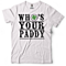 St Patrick's Day Funny Green Shamrock Clover Shenanigans Tee Shirt