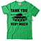 Tank T-Shirt Funny TANK You Tee Shirt