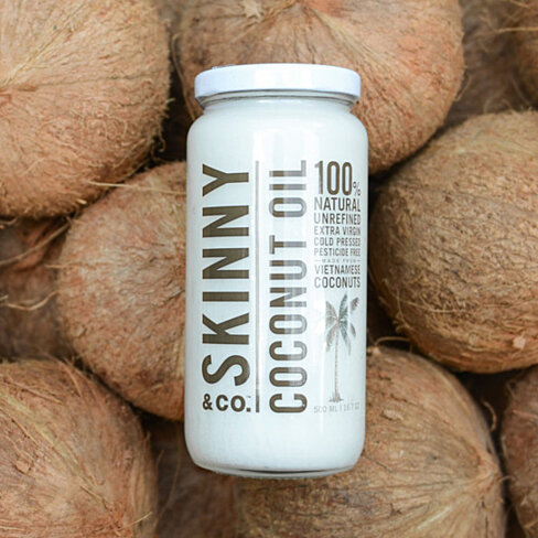 Skinny Coconut Oil 16.9 oz.
