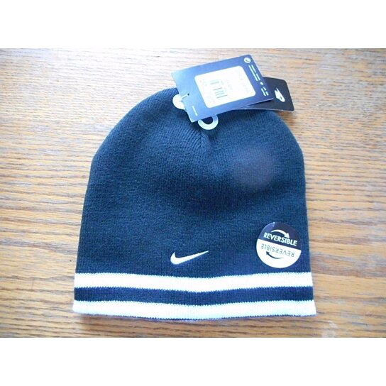 af3e498e07a78 Buy NWT Nike Logo Reversible Black White Color Hat Cap Beanie Youth Clothes  SZ 8 20 by Slytlynutz on OpenSky