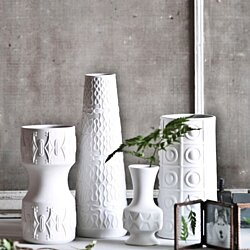 Gifts for Host/Hostess - Deco Blanc Vases