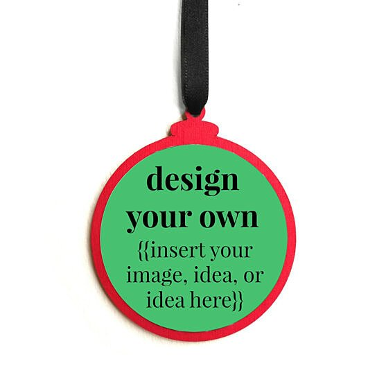 Buy Red Green Rude Design Your Own Funny Christmas