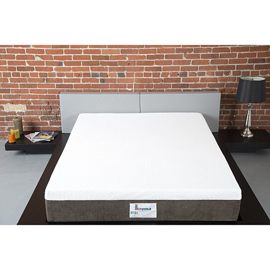 Buy Ikrema 11 inch Max fort Memory Foam Mattress In a