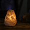 So Well Fair trade Amber Himalayan Salt Lamp ( 2 - 4 lbs. )