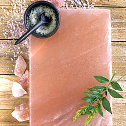 "So Well Gourmet Himalayan Salt Tiles 8"" x 12"" x 1.5"""