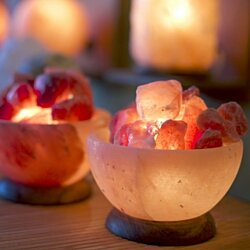 So Well Himalayan Salt Serenity Bowl