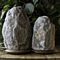 So Well Fair Trade Rare Grey Himalayan Salt Lamp ( 9 - 13 lbs. )
