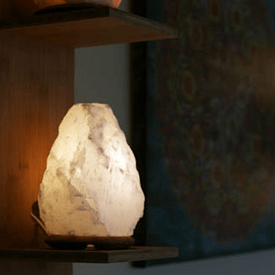 Buy So Well Fair Trade White Himalayan Salt Crystal Light (5-7lb) by So Well on OpenSky