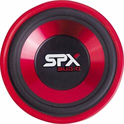"SDX Audio Pair of 12"" High Performance Subwoofer"