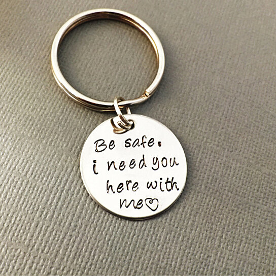 buy be safe sted custom challenge key chain rescue