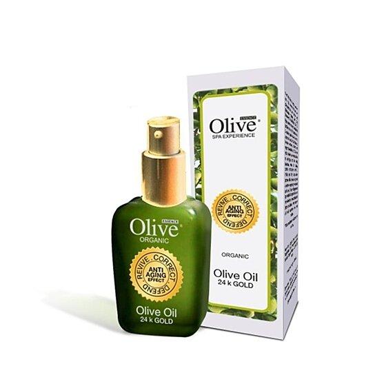 Olive Oil Facial Hair 33