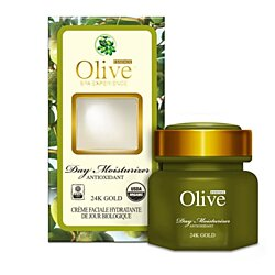 Olive Essence Organic Gold Facial Day Moisturizer