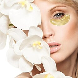 Spa Life Shimmering Under Eye Revitalizer with 24k Gold and Collagen